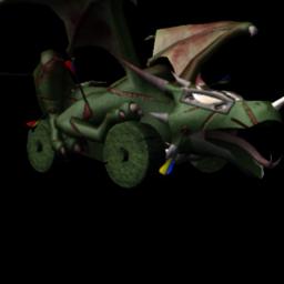 ドラゴンカート