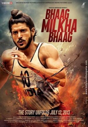『ミルカ』 インドでとても評判のよかった映画らしい。
