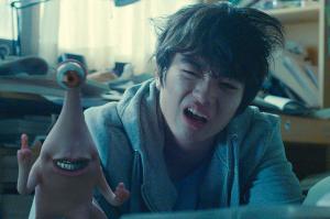 映画版の『寄生獣』 シンイチ役には染谷将太