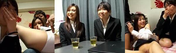 リクルートスーツエロ動画