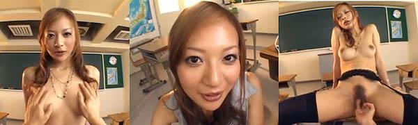 女教師の誘惑エロ