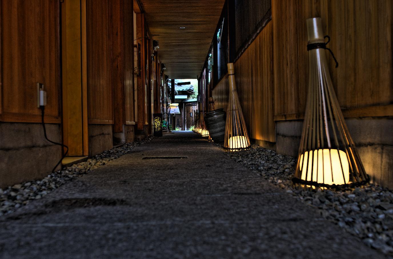奈良の某小路