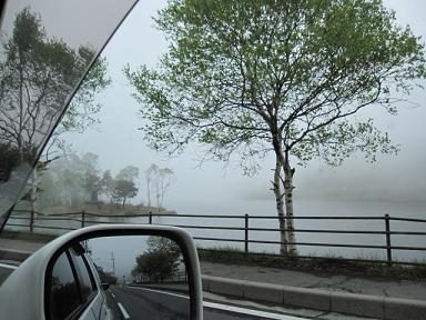 白樺湖(だっけ?)