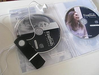 スピードラーニング特別賞の商品MP3 5