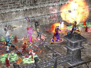 オリオンの攻城戦
