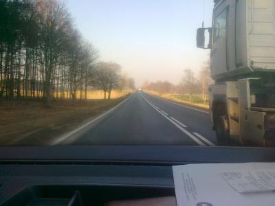 ポーランド人の運転
