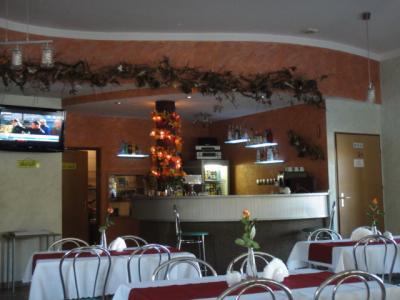 ポーランドのある飲食店