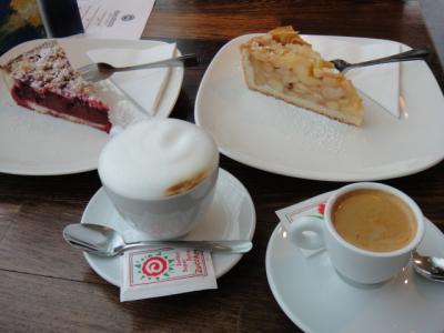 ハンブルグ ケーキ