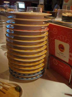 ハンブルグ回転寿司