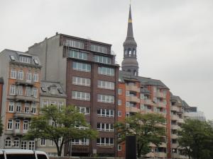 ハンブルグお洒落なマンション