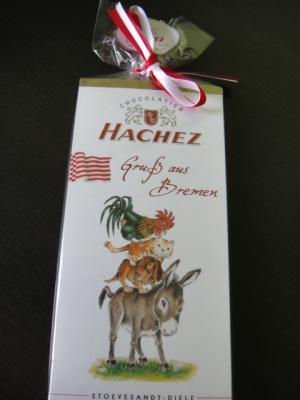 ブレーメン チョコレート
