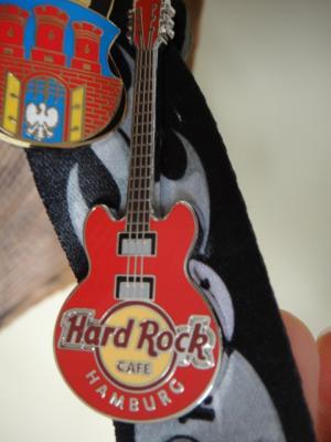 ハンブルグ Hard Rock CAFE