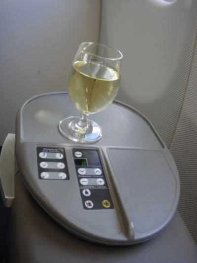 Lufthansa First Class サービス