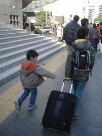 12.2011 一時帰国