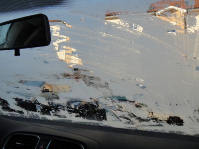 車のガラス
