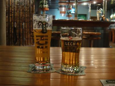 ポーランドのビール工場 LECH