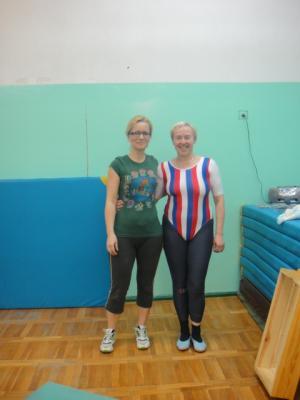 gimnastyczna = フィットネス