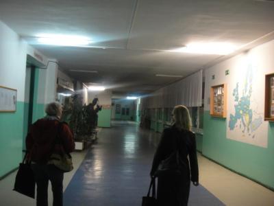 ポーランドの中学、高校