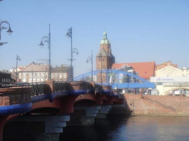 ポーランドの我が街