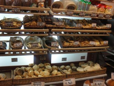 ポーランドのパン屋さん