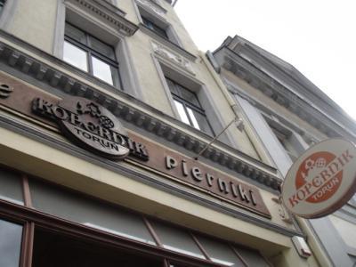 4 2012 トルン ジンジャーブレッドのお店