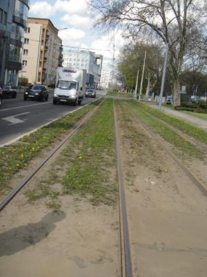 4 2012  Szczecin  線路