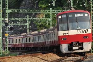 京急1000形Ⅱ-1