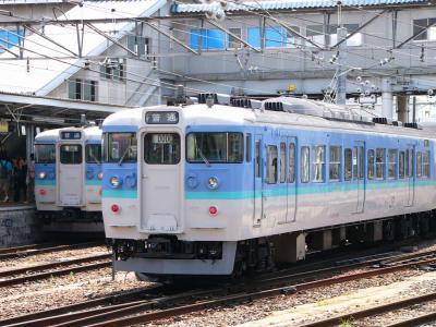 松本駅構内