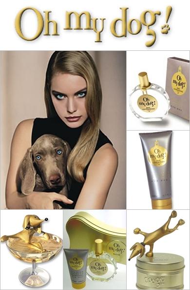 香り最高!愛犬用の香水&シャンプー「Dog Generation」