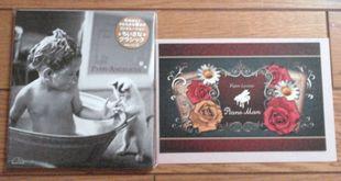 CDとポストカード