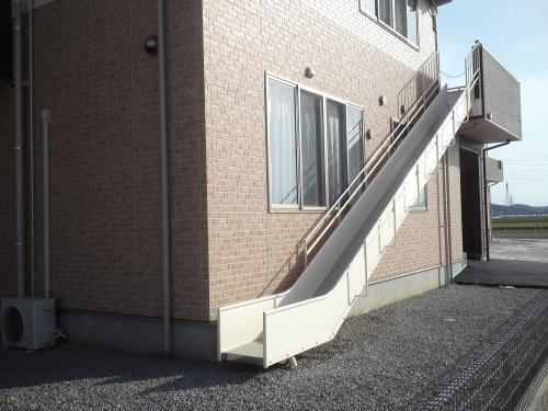 滑り台施設2