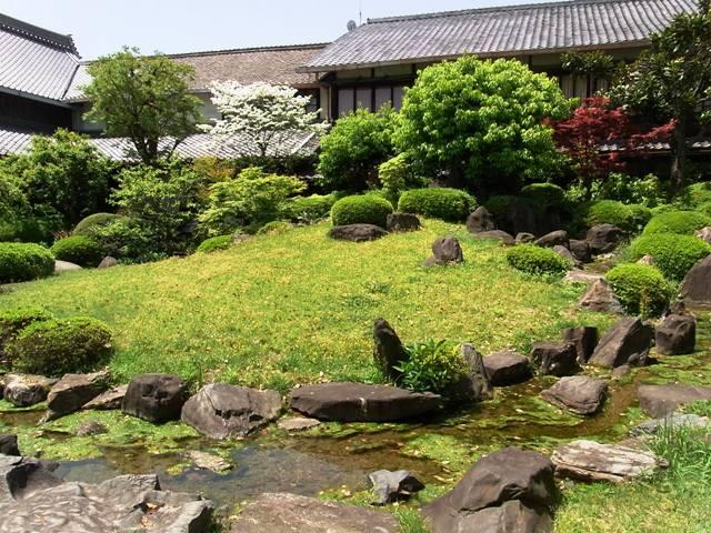 GW_20120428-四天王寺本坊庭園-ふだらくの庭