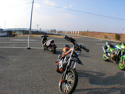 MyトリッカーとBW's100