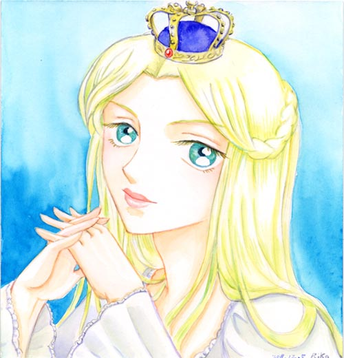 カナリヤ姫?