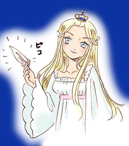 お姫様の名前のヒント