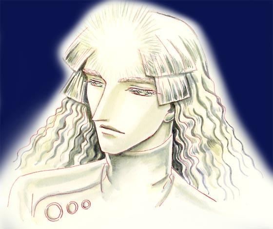 聖ワシリィ(私バージョン)ご尊顔