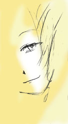 Yちゃんが描いた顔