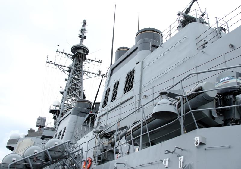 護衛艦ちょうかい6111015