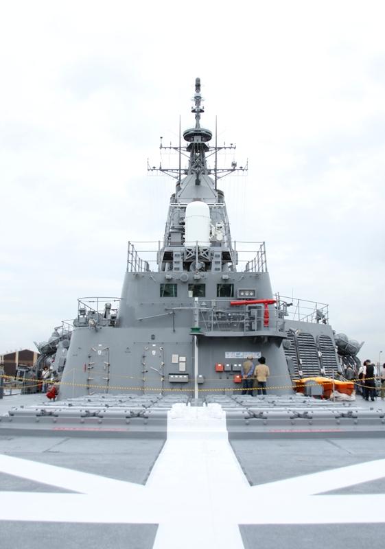 護衛艦ちょうかい5111015