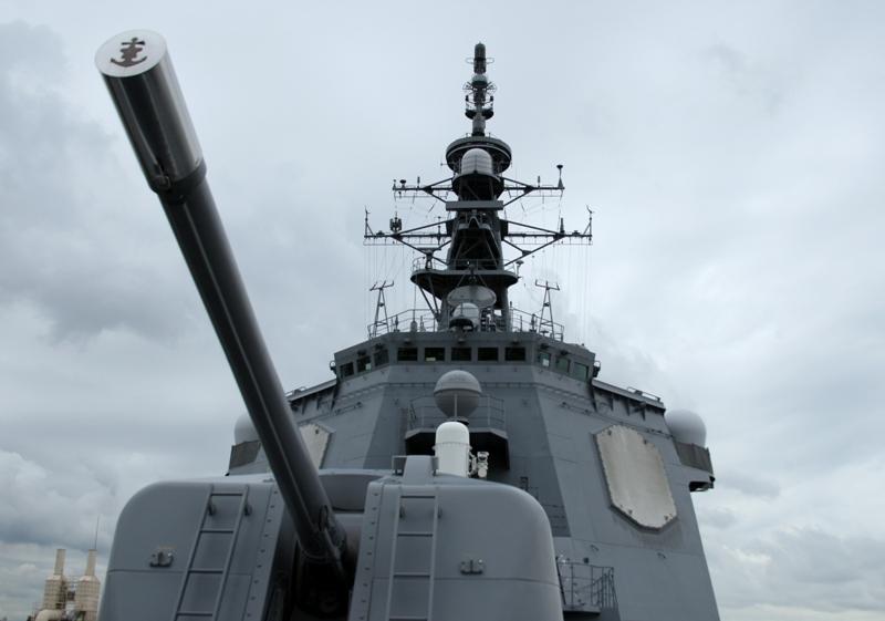 護衛艦ちょうかい4111015
