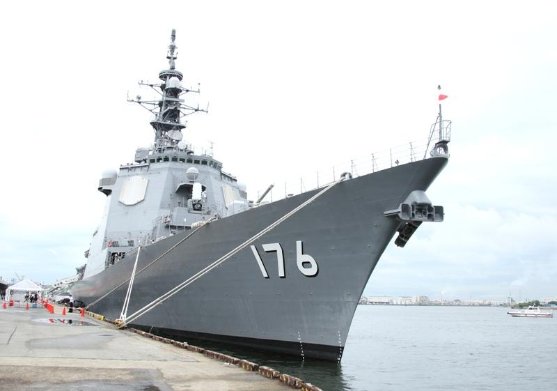 護衛艦ちょうかい2111015