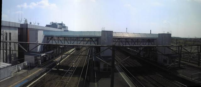岩見沢駅 札幌方面