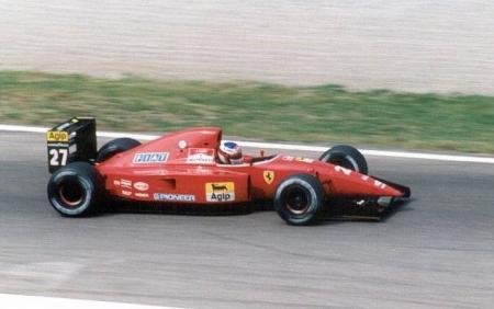 1992_フェラーリF92A