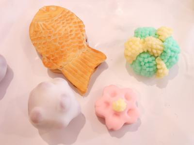 たい焼きと和菓子O