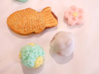 たい焼きと和菓子Ka