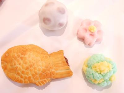 たい焼きと和菓子Ki