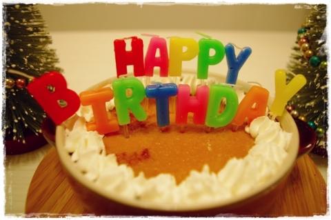 ロン5歳 誕生日会①