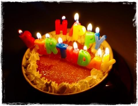 ロン5歳 誕生日会⑧