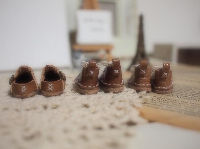 puti靴10・11puti紐靴5~8-3