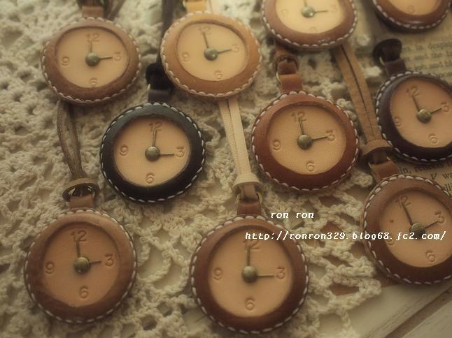 懐中時計ペンダント4~13-2